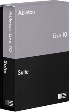 Ableton Live 10 Suite Edition UPG from Live Intro 1