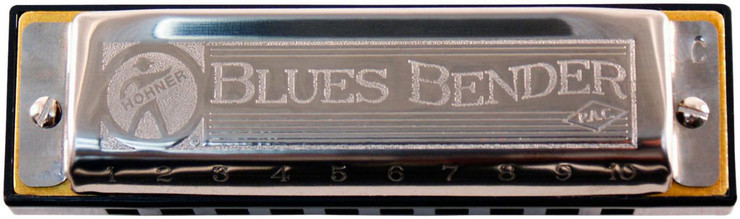 Hohner M58506X Blues Bender F 0