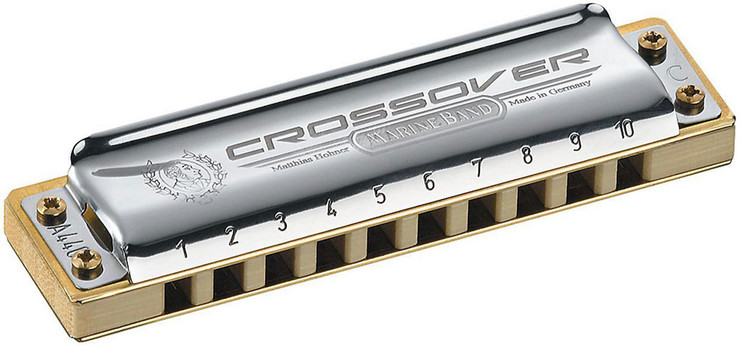Hohner M2009096X Marine Band Crossover Ab 0