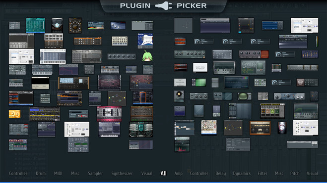 Image-Line All Plugins Bundle 0