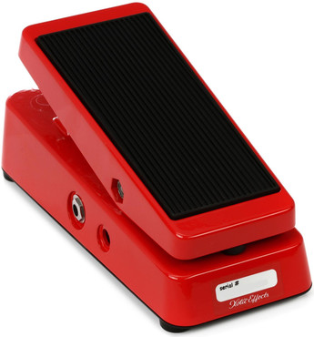 Xotic XW-1 Wah Red Limited Edition 0
