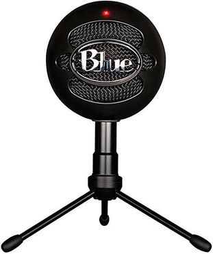 Blue Snowball iCE Black 0
