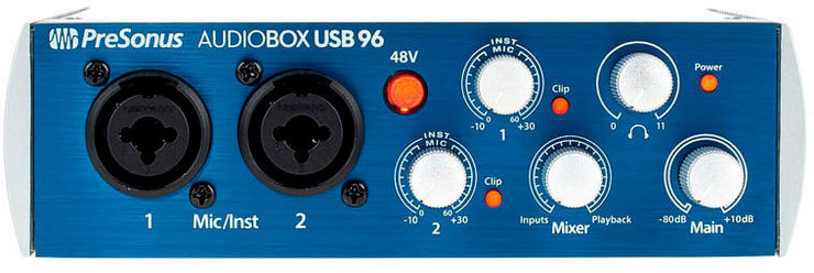 Presonus AudioBox USB 96 0