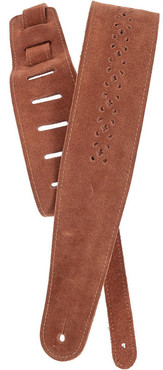 Planet Waves 25PRF04 Camel Suede Rosette 0
