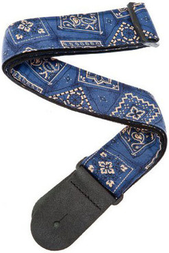 Planet Waves 50G03 Bandana Blue 0