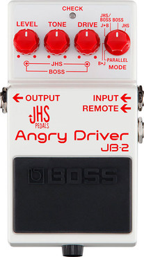 Boss JB-2 Angry Driver 0