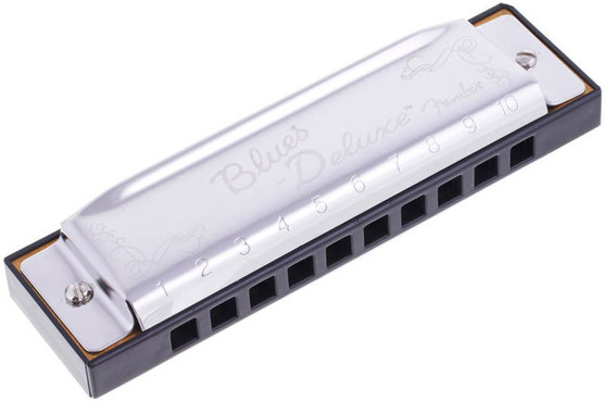 Fender Blues Deluxe Harmonica A 1