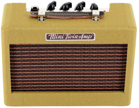 Fender Mini '57 Twin-Amp 0