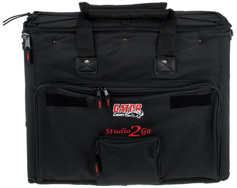 Gator GSR-2U Laptop And 2-Space Rack Bag 0