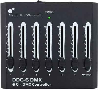 Stairville DDC-6 DMX Controller 0