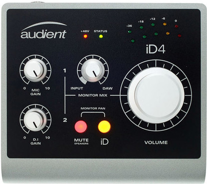 Audient iD4 0