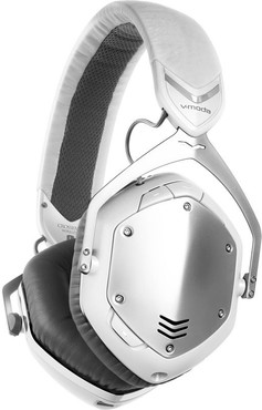 V-Moda Crossfade Wireless Silver 0