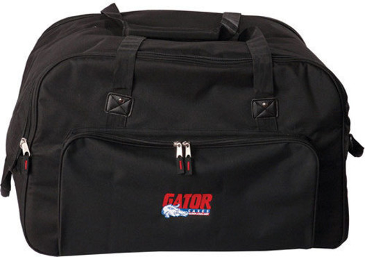 Gator GPA-712LG Large Rolling Speaker Bag 0