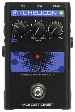 TC Helicon VoiceTone H1 0