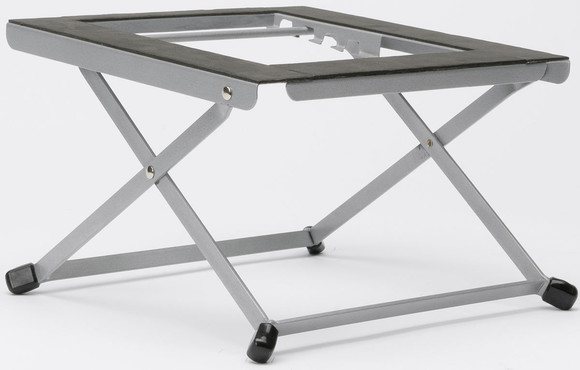 Magma Riser Laptop Stand Silver 1