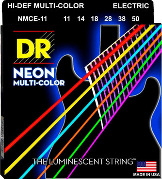 DR Neon Multi-Color Heavy NMCE-11 (11-50) 0
