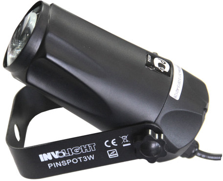 Involight PINSPOT3W 0