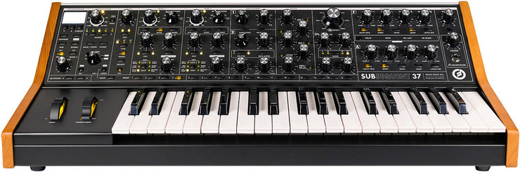 Moog Subsequent 37 0