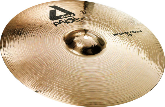 Paiste Alpha Medium Crash 16'' 0