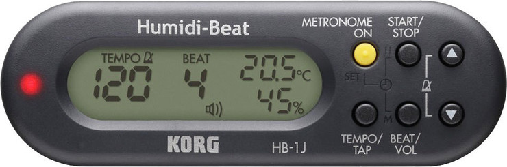 Korg Humidi-Beat Black 0