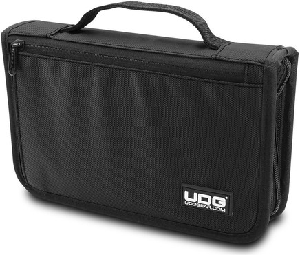 UDG Ultimate DIGI Wallet Small Black/Orange Inside 0