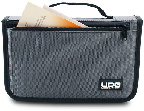 UDG Ultimate DIGI Wallet Small Steel Grey/Orange Inside 0