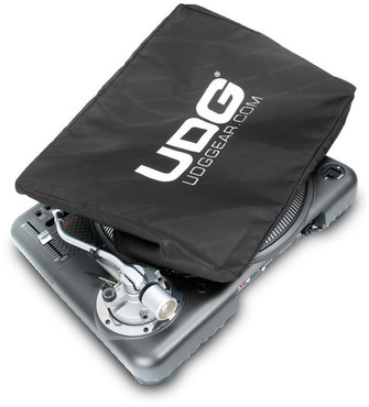 UDG Ultimate Turntable & 19'' Mixer Dust Cover Black 0