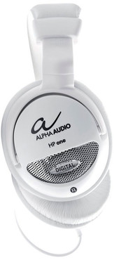 Alpha Audio HP One White 0