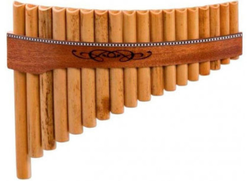 Gewa 700285 Pan Pipes Premium 0