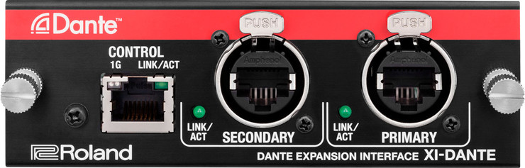 Roland XI-DANTE Expansion Interface 0