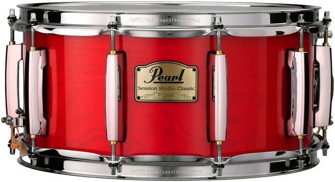 Pearl Session Studio Classic SSC1465S/C110 Sequoia Red 0