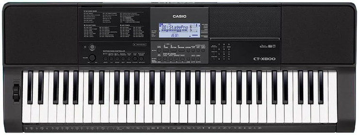 Casio CT-X800 0