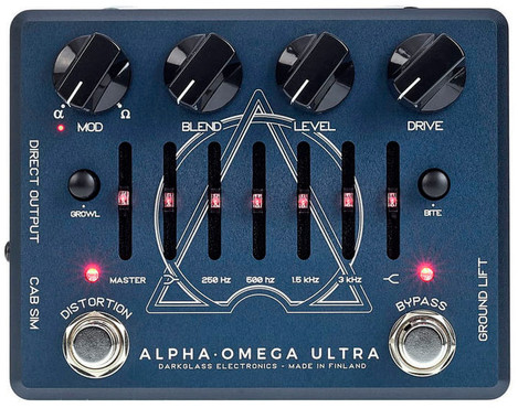 Darkglass Alpha Omega Ultra 0