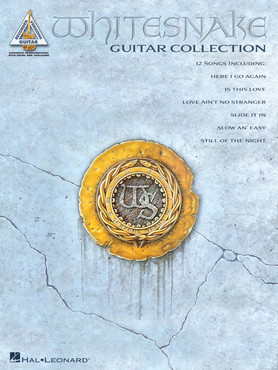 Hal Leonard HL00117511 - Whitesnake Guitar Collection 0