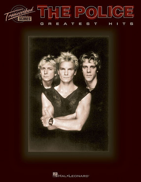 Hal Leonard HL00672501 - The Police Greatest hits 0