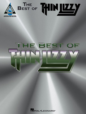 Hal Leonard HL00694887 - The Best of Thin Lizzy 0