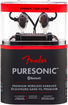 Fender PureSonic Wireless Earbuds 0