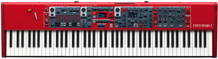 Nord Stage 3 88 0