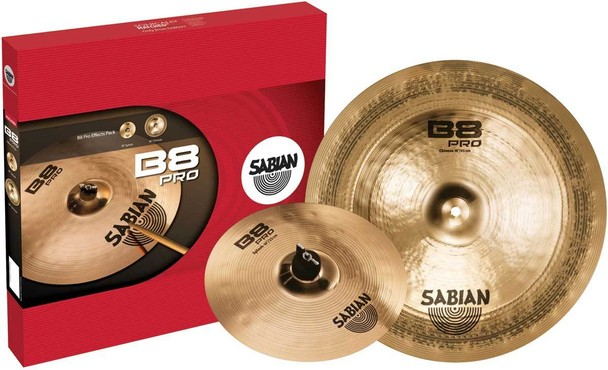Sabian B8 Pro Effects Pack 35005B 0