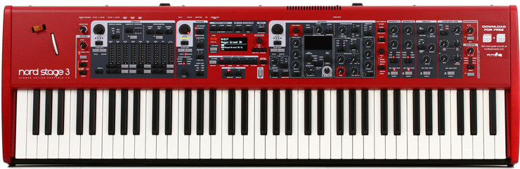 Nord Stage 3 HP76 0