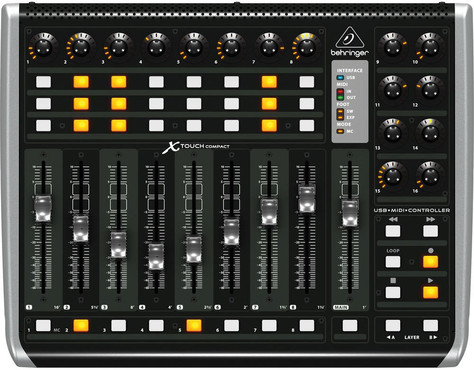Behringer X-Touch Compact 1