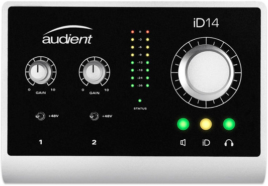 Audient iD14 0
