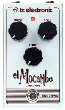 TC Electronic El Mocambo Overdrive 0