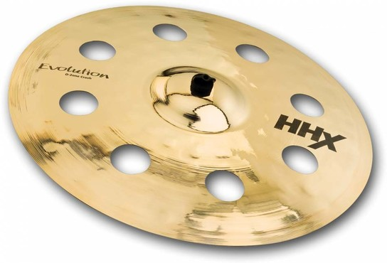 Sabian HHX Evolution O-Zone Crash 18'' 11800XEB 22