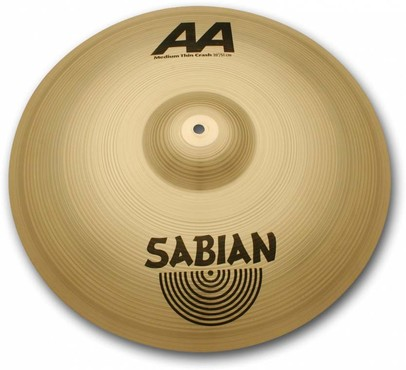 Sabian AA Medium Thin Crash 18'' 21807 87