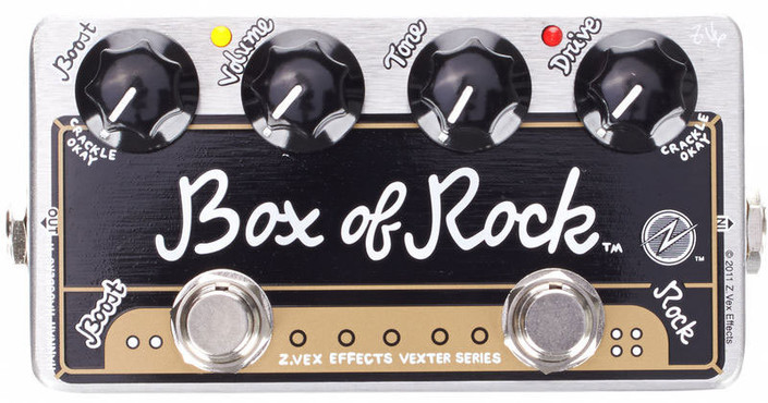 Zvex Vexter Box Of Rock 0