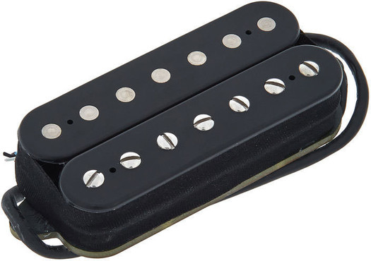 DiMarzio Illuminator 7 Bridge DP757BK 2