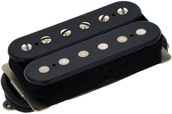 DiMarzio Transition Neck DP254BK 2