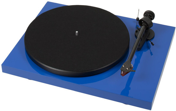 Pro-Ject Debut Carbon Blue 0