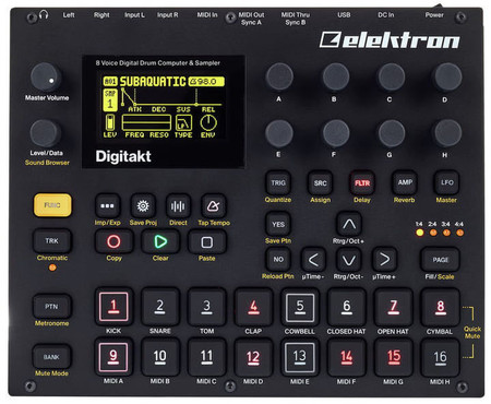 Elektron Digitakt 0